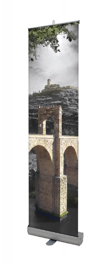 Roll up banner Abadia - Masa Display