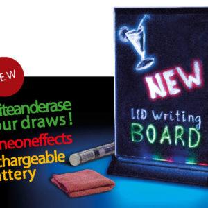 LED writting Board full - Masa Display