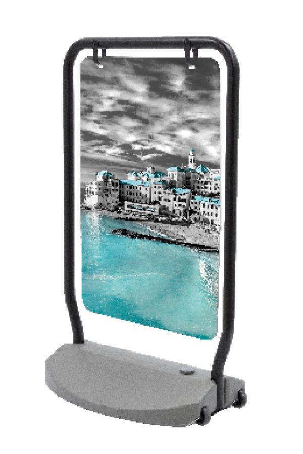 banner exterior Ocean - Masa Display